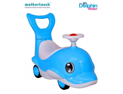 DOLPHIN RIDE ON