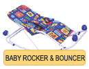 Baby Rocker & Bouncer