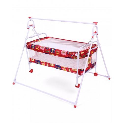 Mothertouch Baby Cradle Cum Bassinet