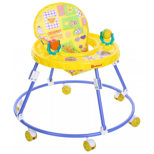 Mothertouch Chikoo Round Walker DX