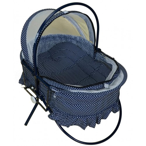 Mothertouch Rocking Cradle Cum Bassinet